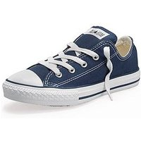 Converse Chuck Taylor All Star Ox Core Childrens Trainer, Navy, Size 1
