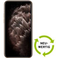 Apple iPhone 11 Pro 64 GB gold NEUWERTIG mit Allnet Flat Plus