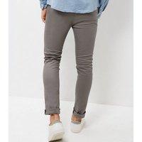 Mens Mink Skinny Trousers New Look