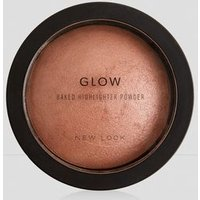 Gold Rush Glow Baked Highlighter Powder New Look