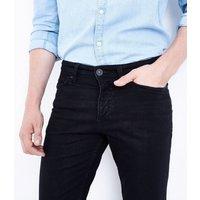 Black Slim Leg Jeans New Look