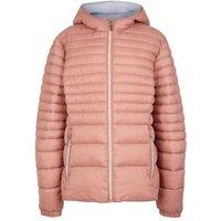 Girls Shell Pink Lightweight Puffer Jacket New Look