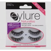 2 Pack Naturalites False Lashes New Look