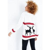 mela-cream-reindeer-christmas-jumper-new-look