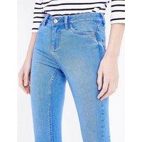 Bright Blue Super Soft Super Skinny India Jeans New Look
