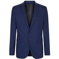 Bright Blue Blazer New Look