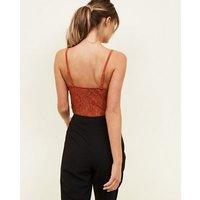 rust-sweetheart-neck-lace-bodysuit-new-look