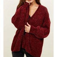 tall-burgundy-chenille-cardigan-new-look