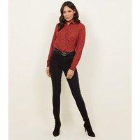 Black Super Skinny 'Lift & Shape' Jeans New Look