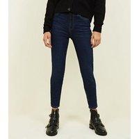 Blue Rinse Wash Super Skinny 'Lift & Shape' Jeans New Look
