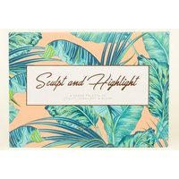 6 Shade Sculpt and Highlight Palette New Look