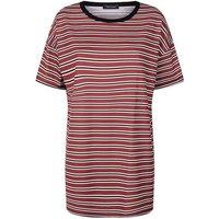 black-stripe-longline-tshirt-new-look