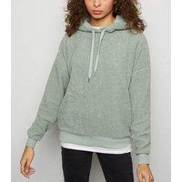 mint-green-borg-hoodie-new-look