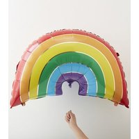 Ginger Ray Rainbow Large Balloon New Look