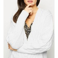 off-white-cable-knit-oversized-cardigan-new-look