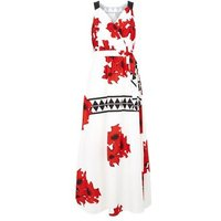 Urban Bliss White Floral Wrap Maxi Dress New Look