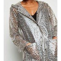 Urban Bliss Brown Leopard Print Mac New Look