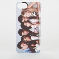 Black Milkshake Photo Friends Case for iPhone 6/6s/7/8 New Look