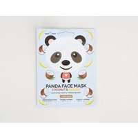 Multicoloured Panda Hydrating Sheet Mask New Look