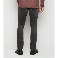 Only & Sons Black Slim Fit Jeans New Look