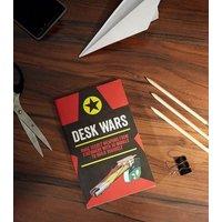 Red Desk Wars Book New Look