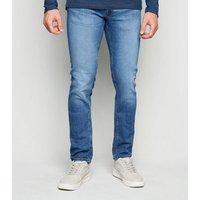 Jack & Jones Blue Slim Jeans New Look