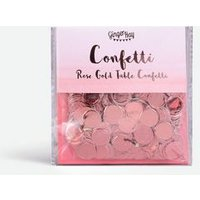 Ginger Ray Rose Gold Table Confetti New Look