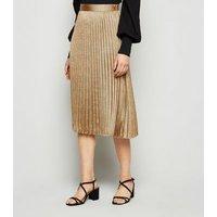 Madam Rage Brown Animal Print Skirt New Look