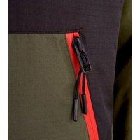 Jack & Jones Khaki Colour Block Jacket New Look