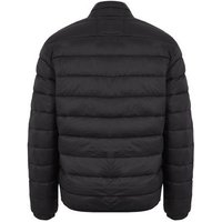 Jack & Jones Black Padded Puffer Jacket New Look