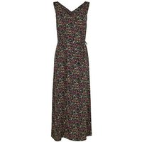 JDY Black Floral Maxi Dress New Look