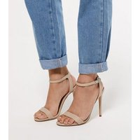 Blue Slouch Nia Balloon Jeans New Look