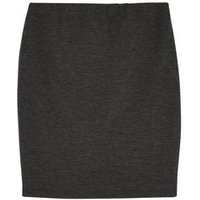 Girls Grey Jersey Tube Skirt New Look