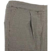 Light Grey Check Slim Leg Trousers New Look