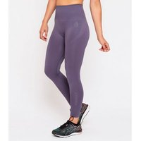 GymPro Grey Seamless Sports Leggings New Look