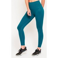 GymPro Teal Seamless Sports Leggings New Look