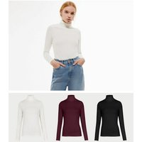 3-Pack-Multicoloured-Rib-Roll-Neck-Tops-New-Look