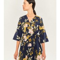 Apricot-Navy-Floral-Pleated-Midi-Dress-New-Look