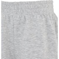 Girls Grey Jersey Shorts New Look