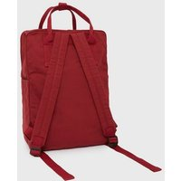 Red Tab Front Backpack New Look