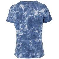 Blue Tie Dye NYC Logo T-Shirt New Look