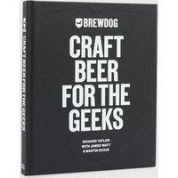 Men's Black Brewdog Craft Beer Book New Look