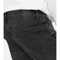 Men's Only & Sons Dark Grey Slim Fit Jeans New Look