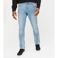 Men's Only & Sons Pale Blue Slim Fit Jeans New Look