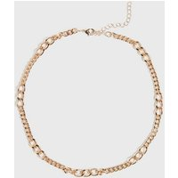 Gold Chunky Chain Necklace New Look