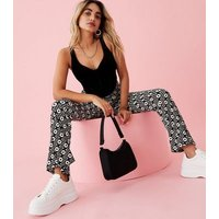 Corset-is Petite Black Velvet Corset New Look
