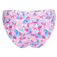 Pink Floral Hipster Bikini Bottoms New Look