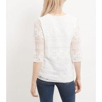 anita-and-green-cream-lace-tie-front-top-new-look