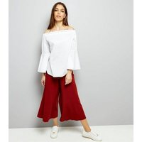 Loving This Bardot Neck Bell Sleeve Top New Look