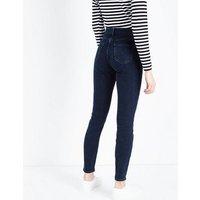 Blue Dark Wash Skinny Jenna Jeans New Look